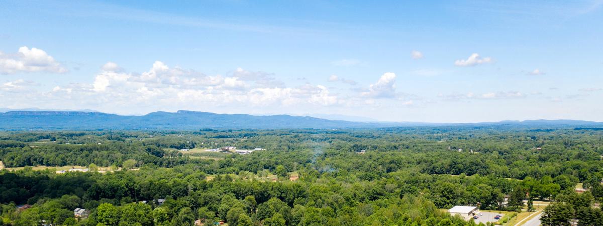 Aerial view of Plattekill