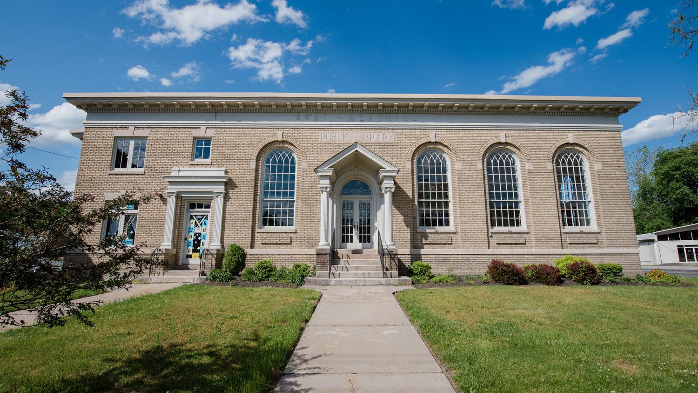ellenville public library