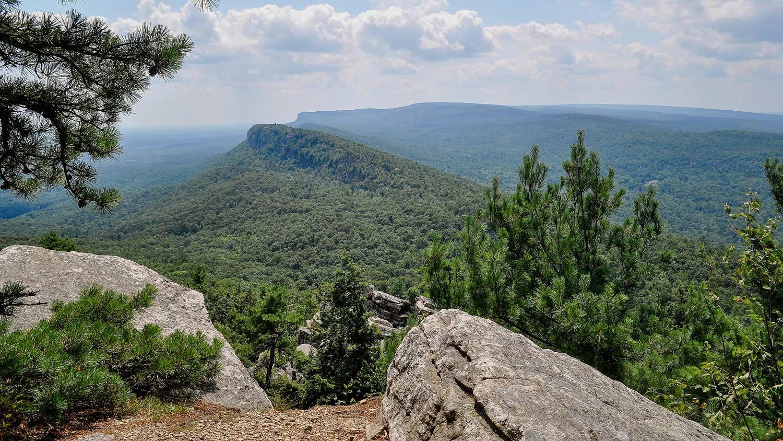 Shawagunk ridge view