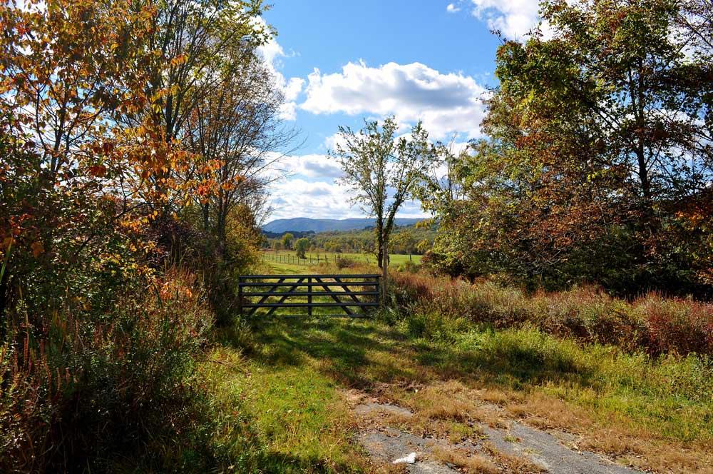 Shawangunk farm land