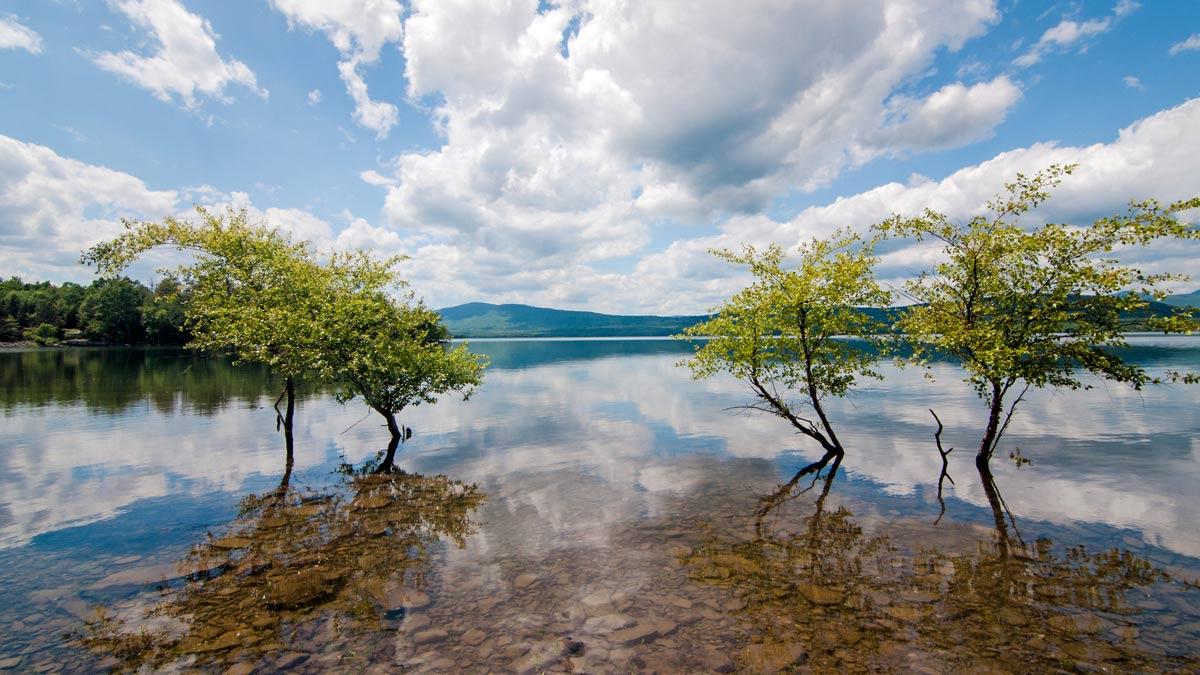 Shokan Reservoir