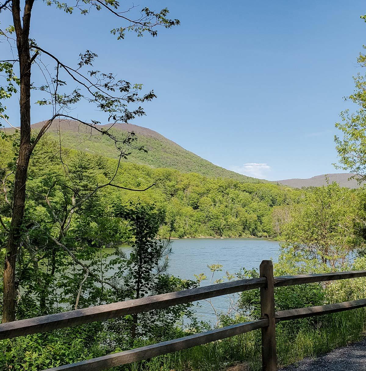Boiceville trail