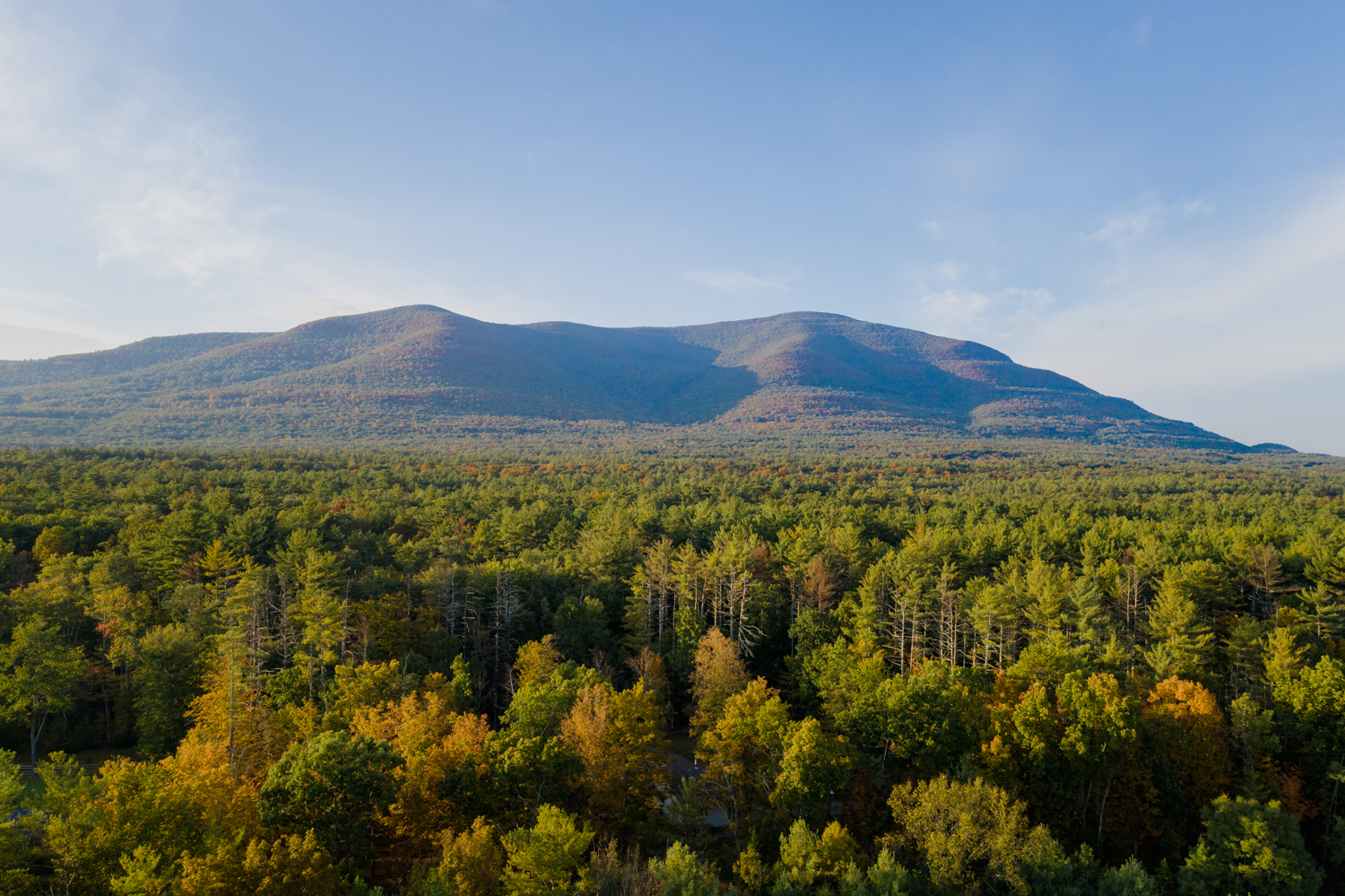 Image of bearsville mountains