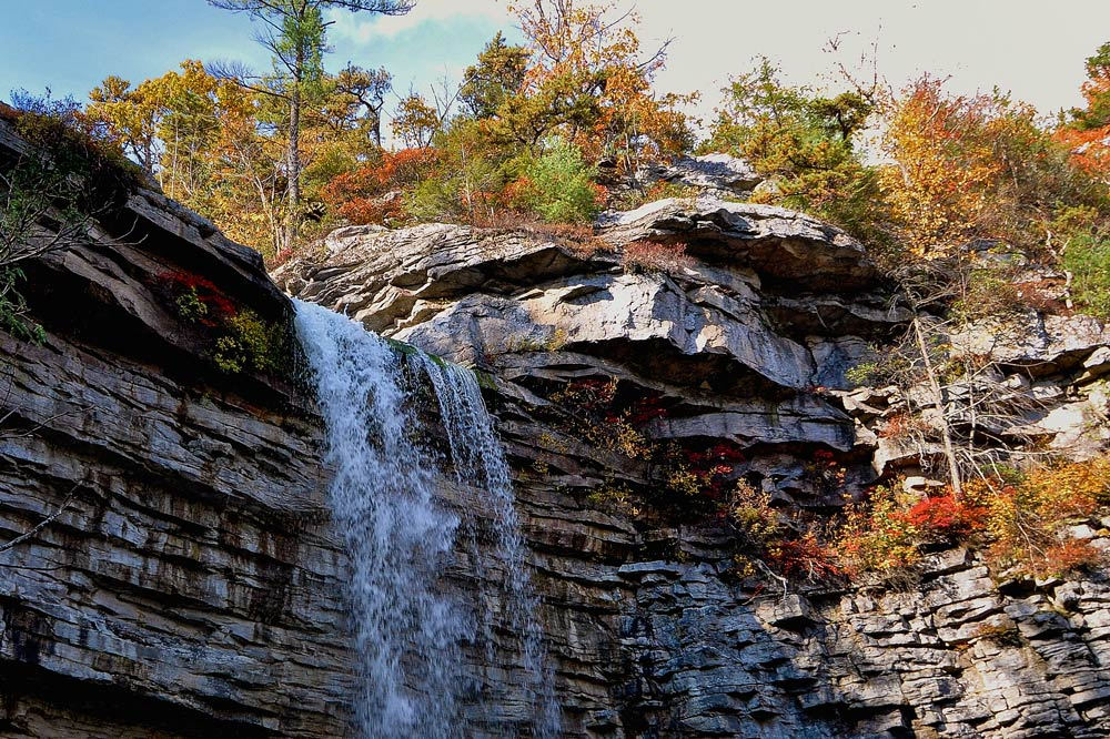 ulster county falls
